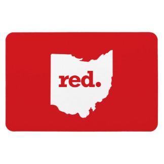 Republicano de Ohio Imán De Vinilo