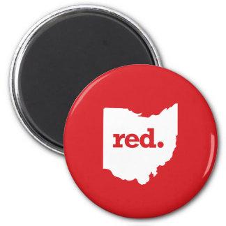 Republicano de Ohio Imán Redondo 5 Cm