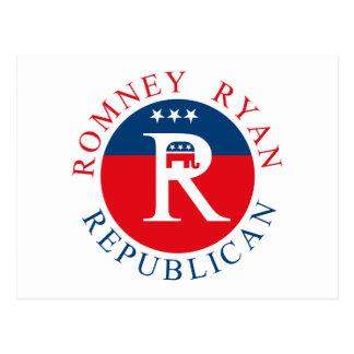 Republicano de Romney Ryan - 3R's Postal