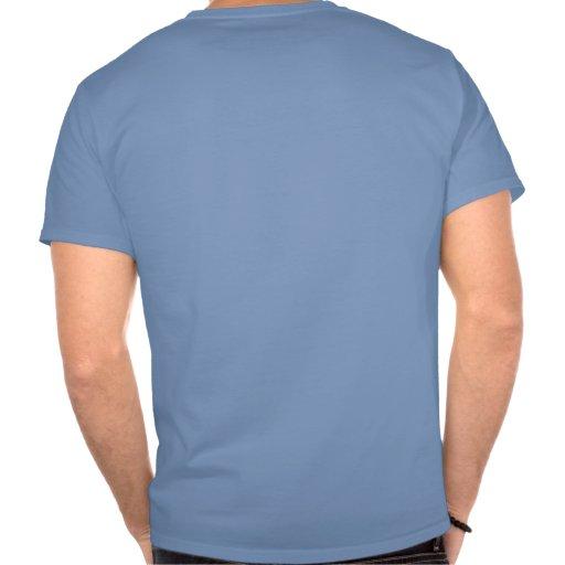Republicano delantero del bolsillo de Reagan Bush  Camisetas