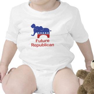 Republicano futuro camisetas