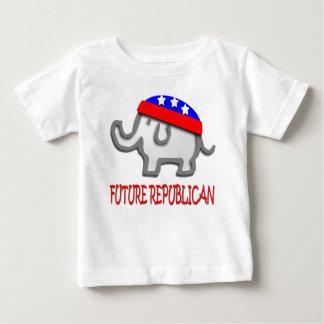 Republicano futuro remeras