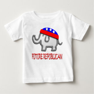 Republicano futuro t-shirt