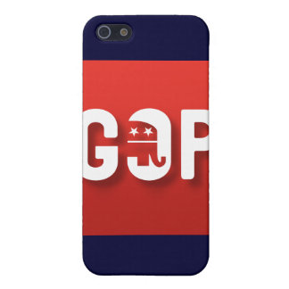 Republicano iPhone 5 Carcasas