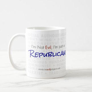 Republicano - no soy taza malvada