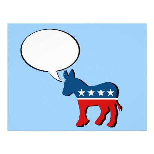 """Republicano - pregúnteme porqué no folleto 8.5"""" x 11"""""""
