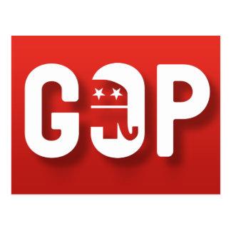 Republicano Tarjeta Postal
