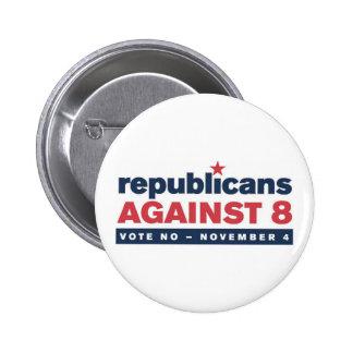 Republicanos contra el botón 8 pin