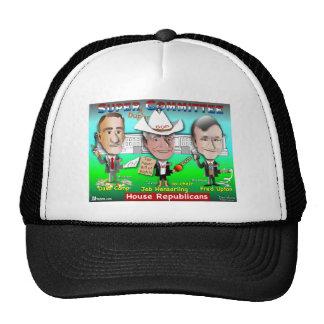 Republicanos de la casa gorras