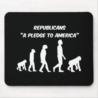 Republicanos divertidos tapetes de ratones