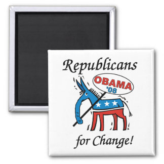 Republicanos para el imán del cambio