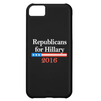 Republicanos para Hillary Clinton en 2016