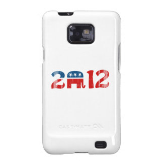 Republicans 2012 - Faded.png Samsung Galaxy SII Cover