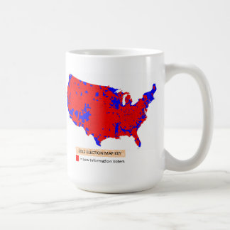 Republicans are Low Information Voters Coffee Mug