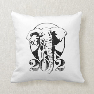 REPUBLICANS ARE MY HOMEBOYS Faded.png Pillow