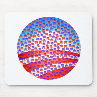 Republicans Covering Obama Mouse Pad