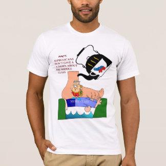 REPUBLICANS DON'T GIVE A DAMN... T-Shirt