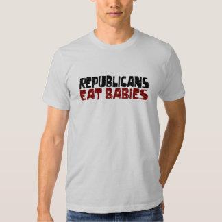 Republicans Eat Babies Shirt