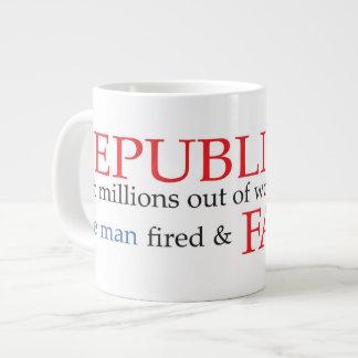 Republicans Failed! Mug