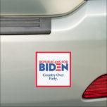 """Republicans For Biden Car Magnet (Square)<br><div class=""""desc"""">A great way to show your support for Joe Biden on the road!</div>"""