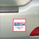 "Republicans For Biden Car Magnet (Square)<br><div class=""desc"">A great way to show your support for Joe Biden on the road!</div>"