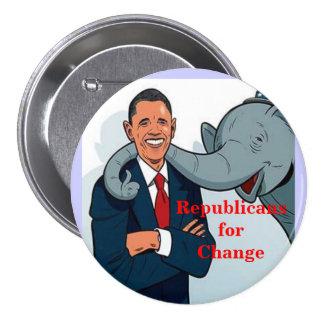 Republicans for Change... Button