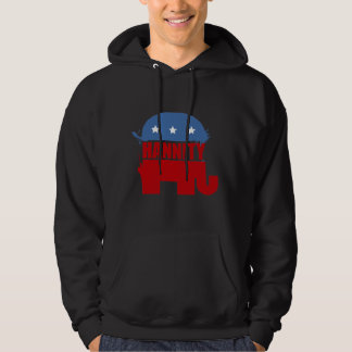 Republicans for Hannity Hooded Sweatshirt