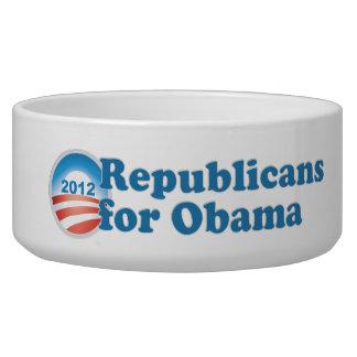 Republicans for Obama Bowl