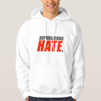 Republicans Hate Hooded Pullovers