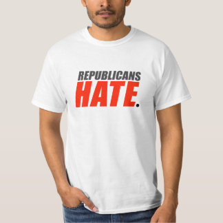 Republicans Hate T-shirts
