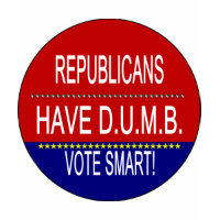 Republicans Have D.U.M.B. shirt