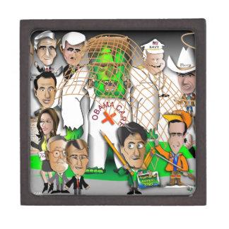 Republicans net Frankenstein Premium Jewelry Box