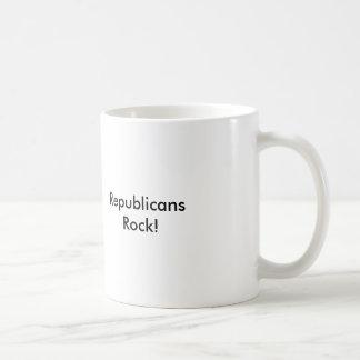 Republicans Rock! Coffee Mug