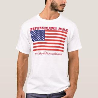 REPUBLICANS RULE T-Shirt