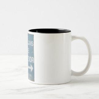 Republicans Use Backdoor Mug