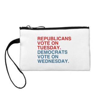 REPUBLICANS VOTE ON TUESDAY CHANGE PURSE
