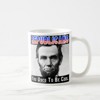 Republicans - You Used To Be Cool Coffee Mug