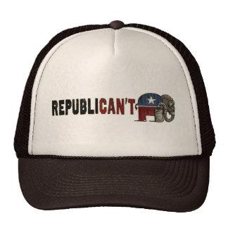 RepubliCAN'T Anti_GOP Mesh Hat