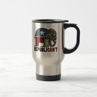 RepubliCAN'T Anti_GOP 15 Oz Stainless Steel Travel Mug