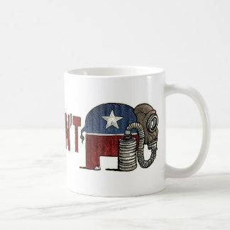 RepubliCAN'T Anti_GOP Classic White Coffee Mug
