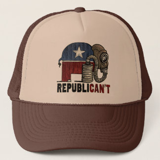 RepubliCAN'T Anti_GOP Trucker Hat