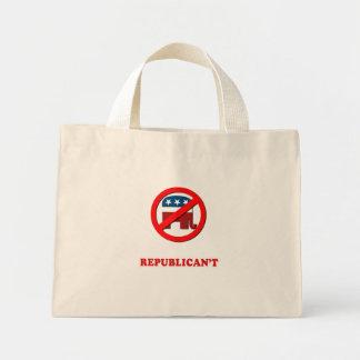 Republicant Mini Tote Bag