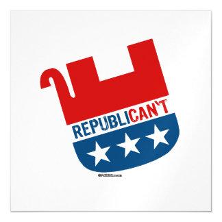 Republican't