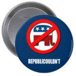 Republicouldn't Button