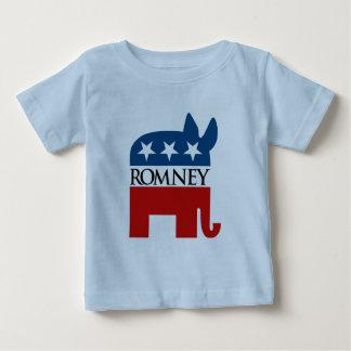 Republicrat Romney Playera