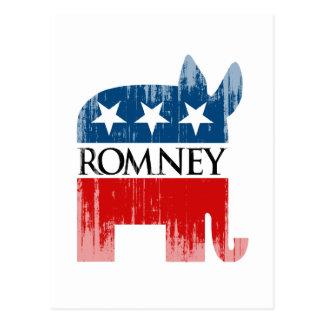 Republicrat Romney.png Postcard