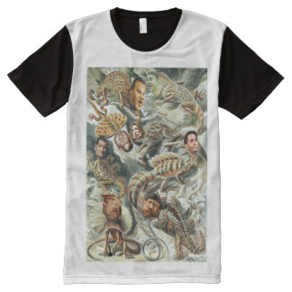 Republicus reptilianus All-Over-Print T-Shirt
