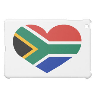 Republiek van Suid-Afrika heart Case For The iPad Mini