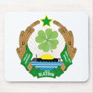 Republik of Celtic Glasgow Mouse Pad