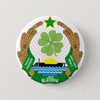 Republik of Celtic Glasgow Pinback Button